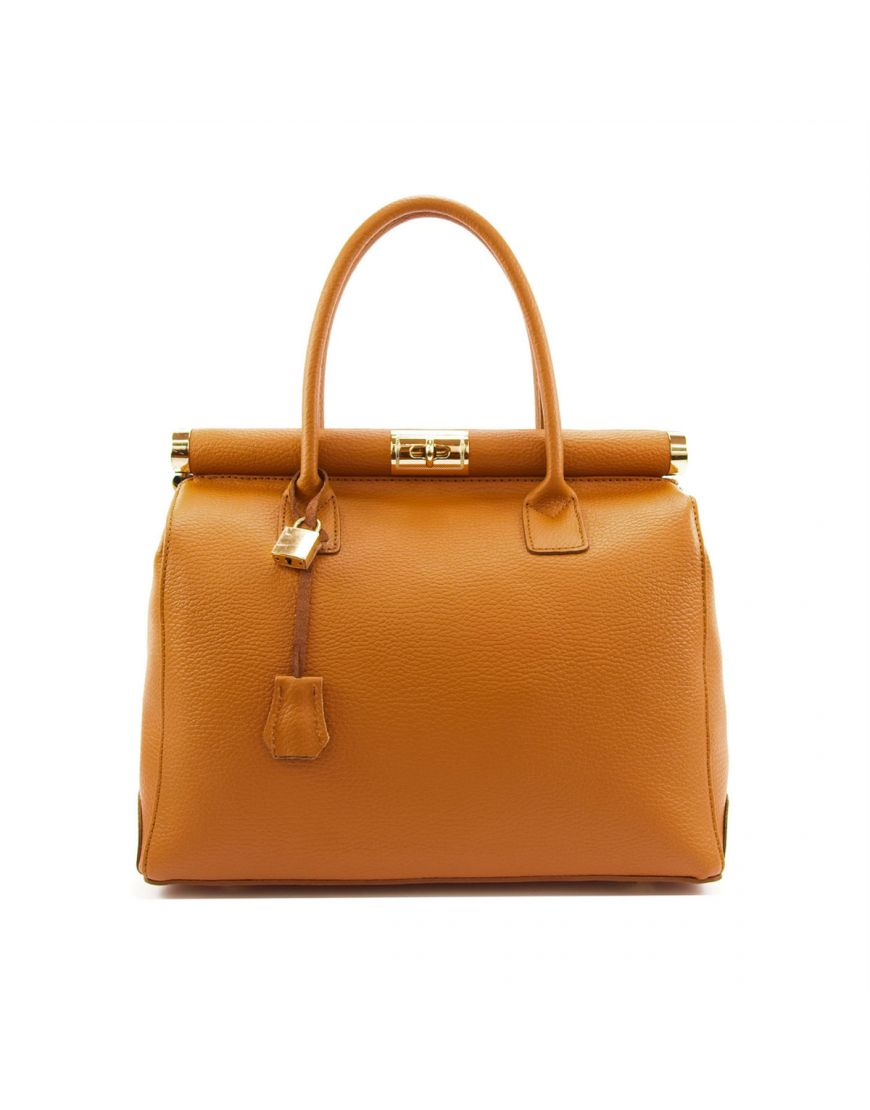 Cortina Leather Bag for Woman