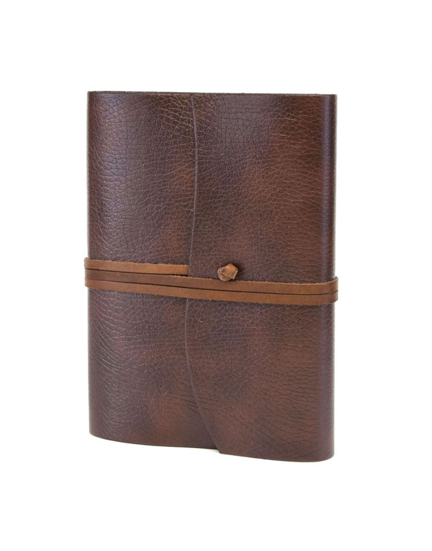 Tivoli Recycled Leather Journal