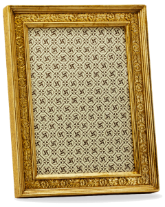 Alberobello Wooden Frame Gold