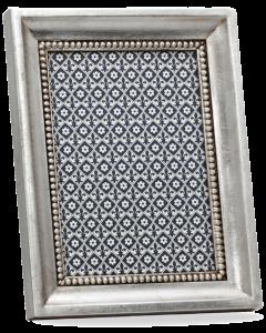 Altamura Wooden Frame Silver
