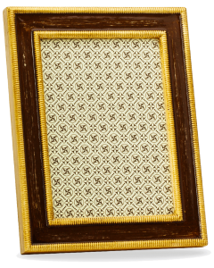 Avola Wooden Frame Brown