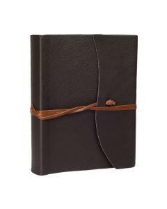 Capri Leather Photo Album Brown