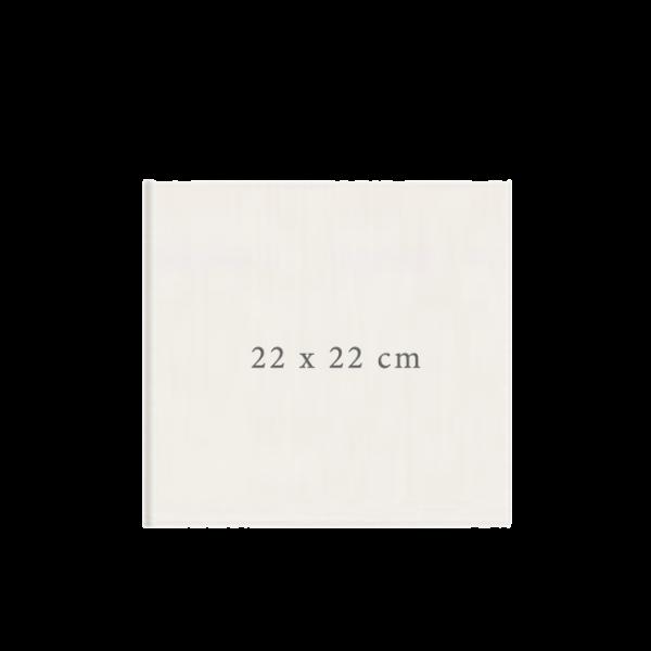 Medium Square (22×22 cm) +DLC