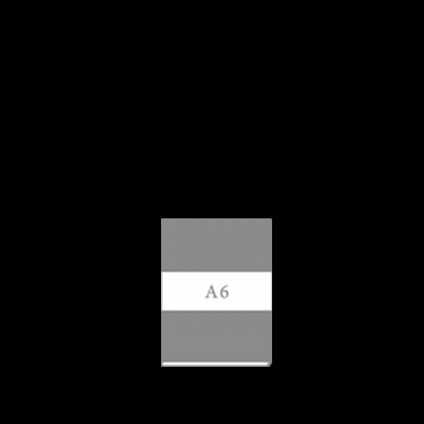 Medium (12×17 cm) +PTF